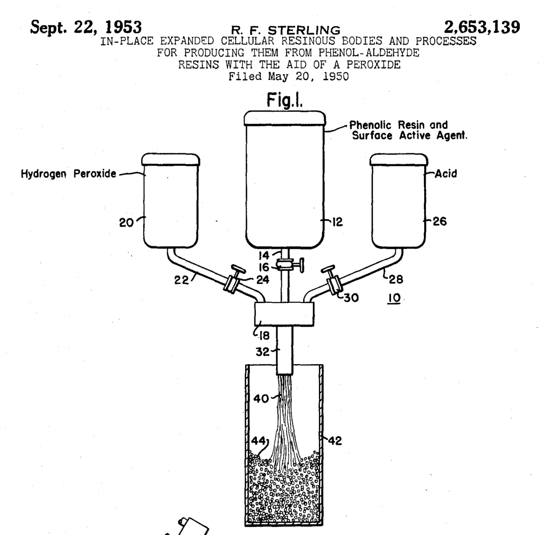 Westinghouse Electrical Corporation patent