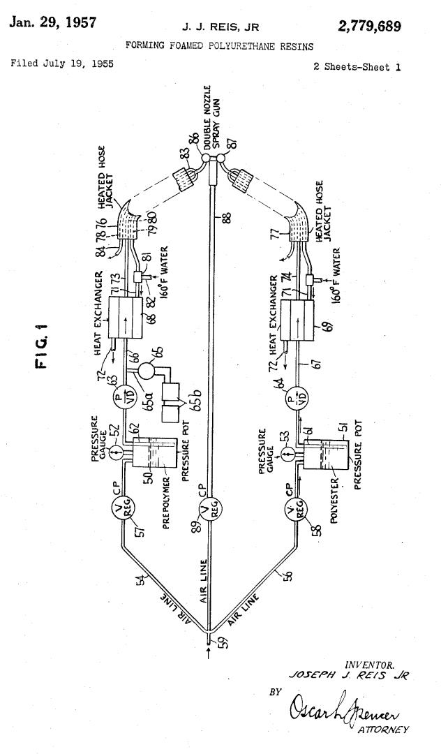Pittsburg Plate Glass Corporation patent