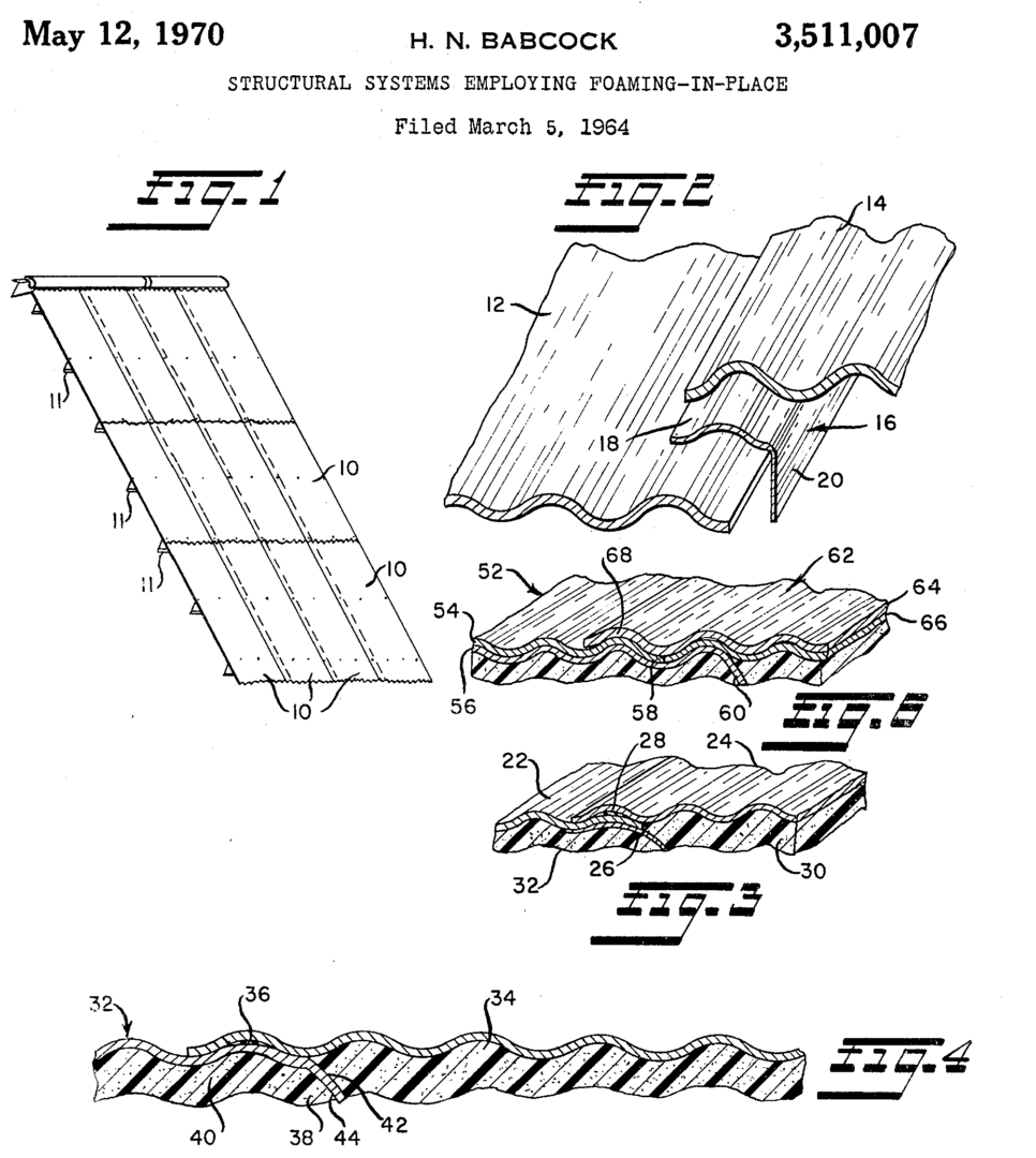 Henry N. Babcock patent