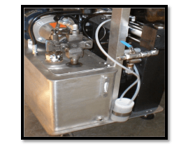 ISO Pump Lubrication System Pump-Lub