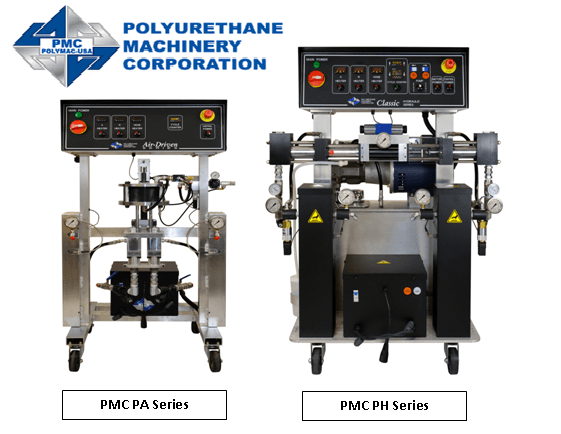 PMC PA and PH Series Machines