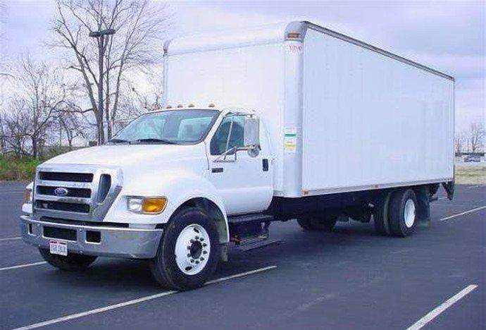 Heavy Duty Box Trucks_Truck_4300
