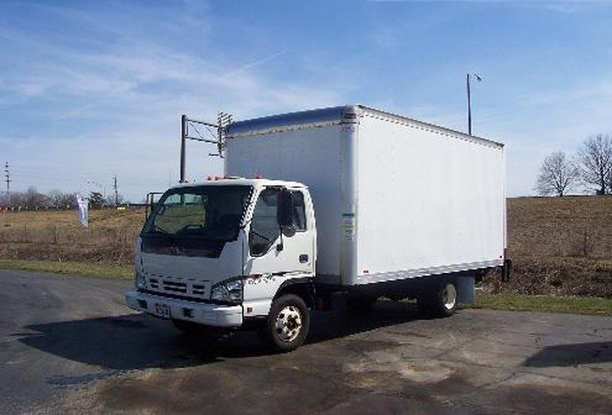 Heavy Duty Box Trucks_Used+2006+Isuzu