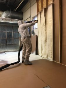spray foam training