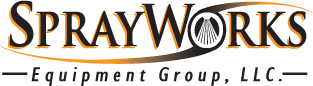 SprayWorks Equipment Group Logo