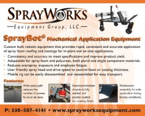 Spraybot Ultra flyer
