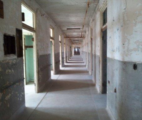 Waverly Sanitorium Corridors 2