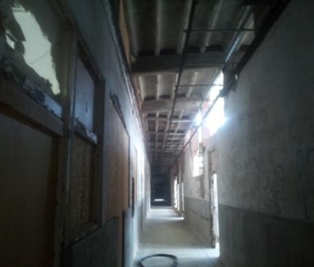 Waverly Sanitorium Corridors 3