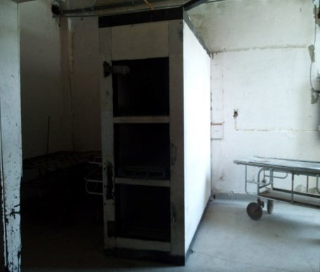 Waverly Sanitorium Mortuary Incineration Room 2