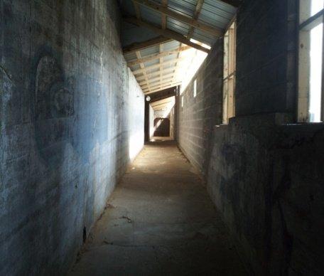 Waverly Sanitorium Tunnel of Death