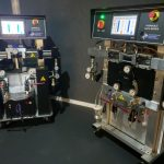 PMC Machines inside rig