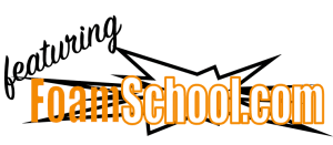 Foam School logo